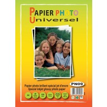 Papiers photo brillant - A6 - 20 feuilles - 230g